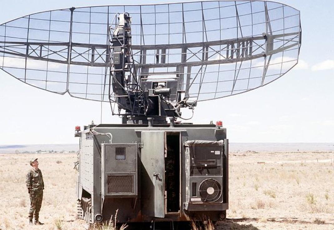 Military radar