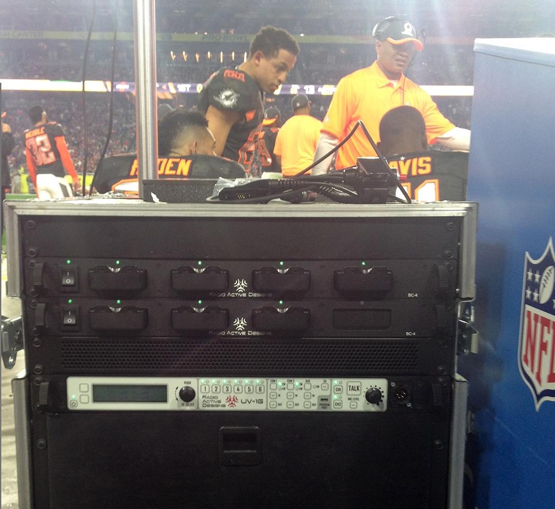 RAD UV1G Intercom Pro Bowl